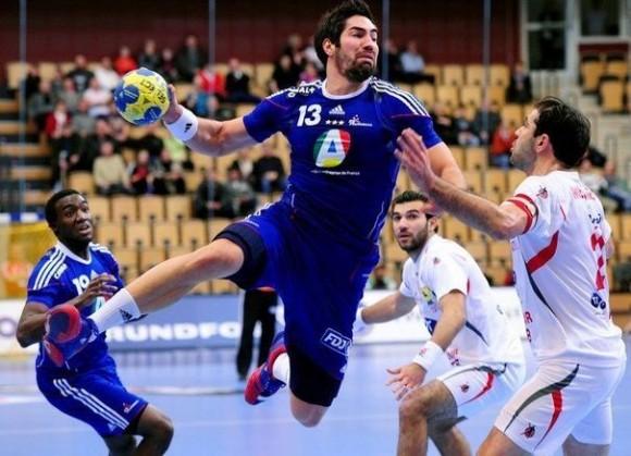 JO 2012 - Handball: France - Tunisie