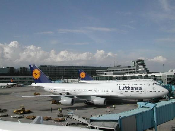 Lufthansa Francfort