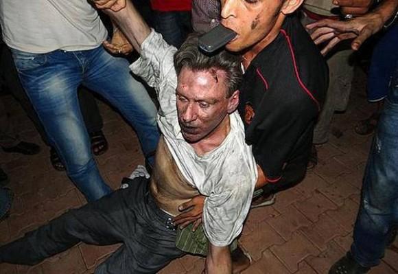 Ambassadeur US en Libye - J. Christopher Stevens