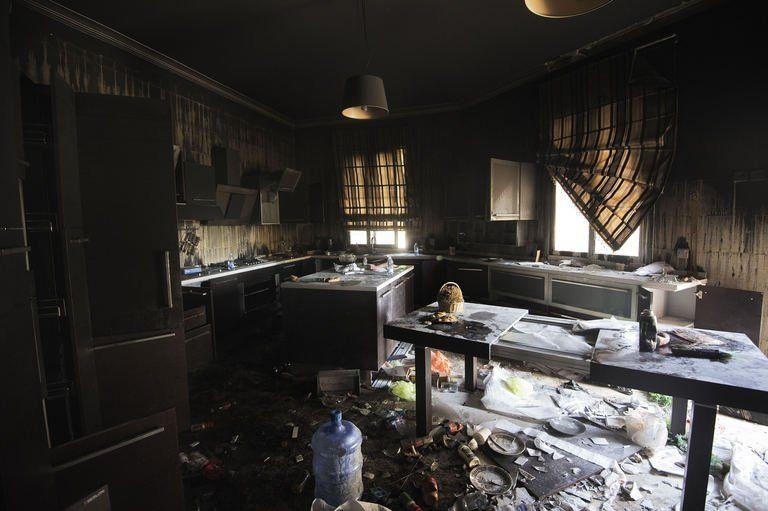 Consulat Américain à Benghazi