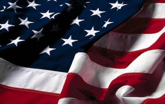 Flag Drapeau USA