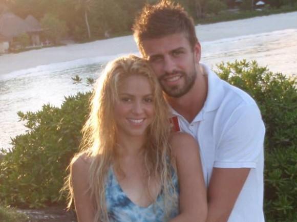 Shakira - Gerard Piqué
