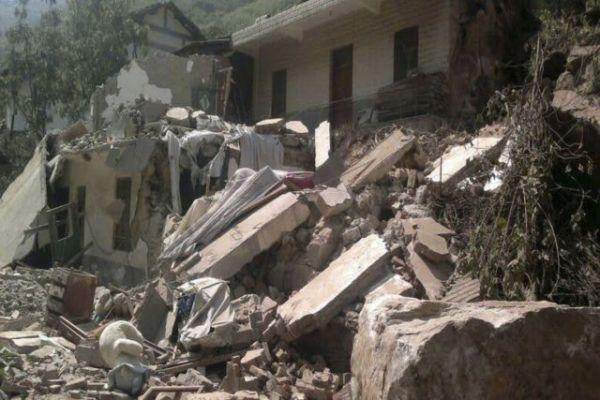 Séisme - Tremblement - Chine
