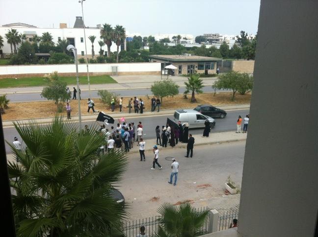 Ambassade US Tunis