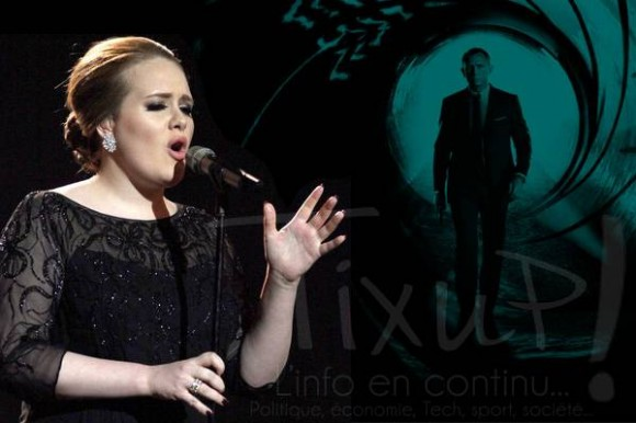 Adele - James Bond