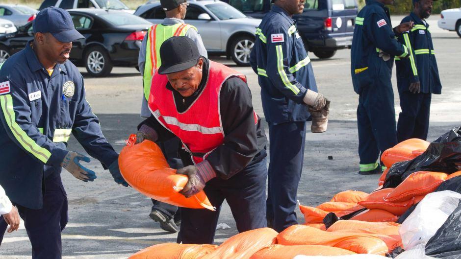 Ouragan Sandy New York