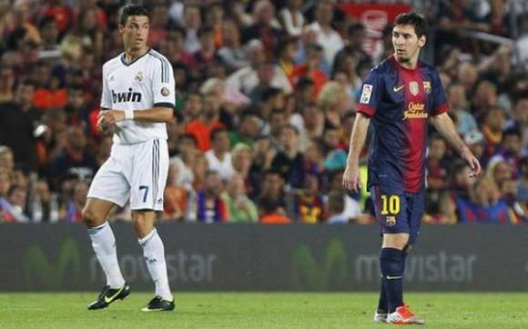 Real Madrid - Cristiano Ronaldo Vs Lionel Messi - FC Barcelone