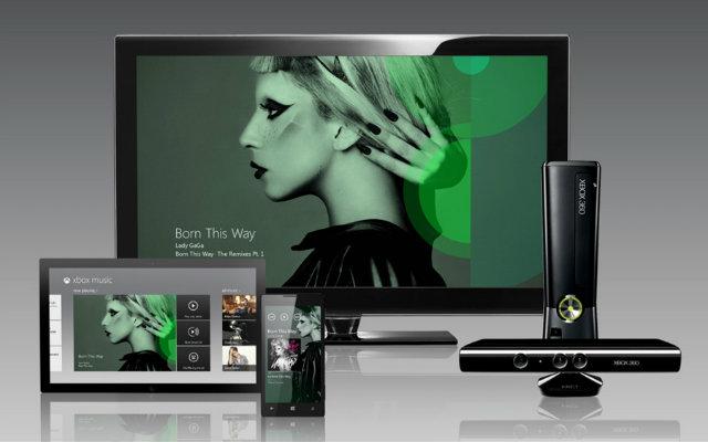 Microsoft Xbox Music