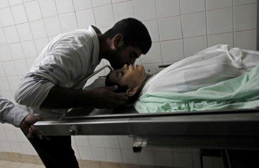 Adolescent Palestinien - Palestine