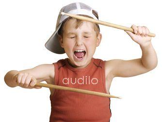 enfant bruit