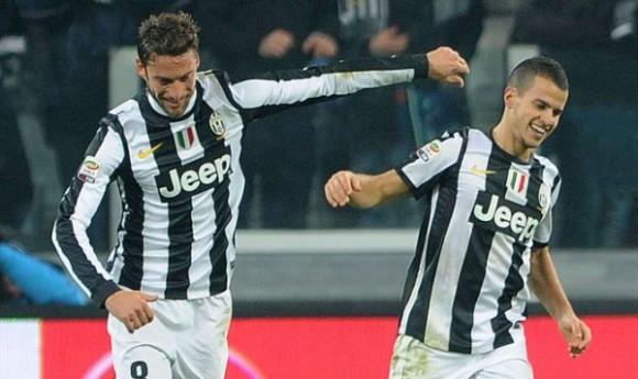 Marchisio - Giovinco (Juventus)