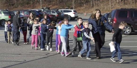 Enfants fusillade USA