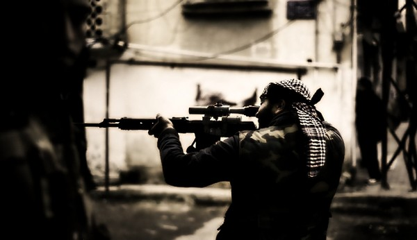 djihadistes en syrie