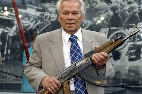 Mikhaïl Kalachnikov