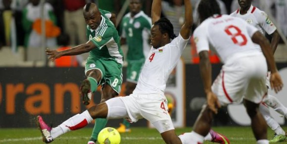 Nigeria - CAN