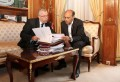 Noureddine Bhiri - Moncef Marzouki