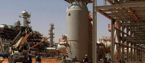 Site gazier - Prise d'otages en Algerie