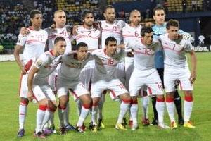 CAN 2013: Equipe de Tunisie