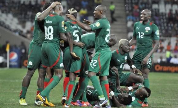 CAN 2013: Burkina Faso