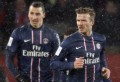 Zlatan Ibrahimovic - David Beckham