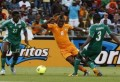 Nigeria - Cote d&#039;Ivoire