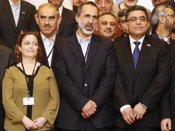 Ahmed Moaz al-Khatib