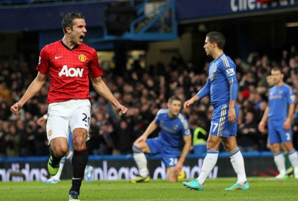 Manchester United - Chelsea FC
