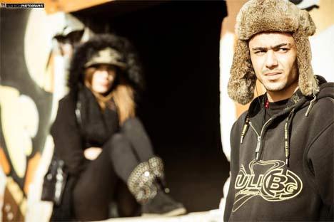 Clip tunisien - Les Policiers sont des chiens - Weld El 15