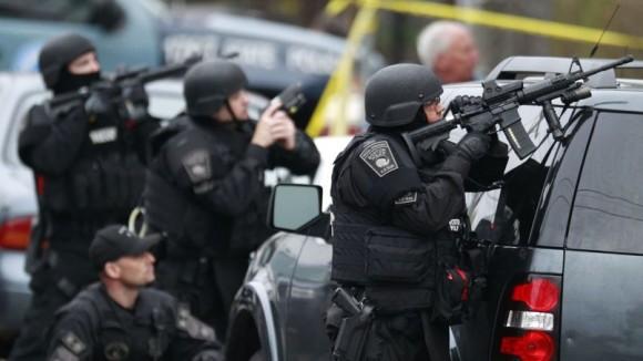 Boston - Police