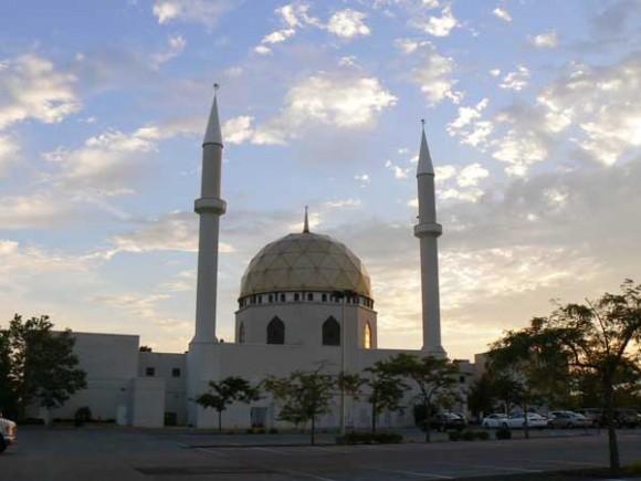 Mosquée - Toledo - Ohio