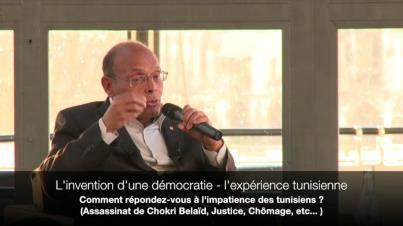 Autour du dernier livre de Moncef Marzouki