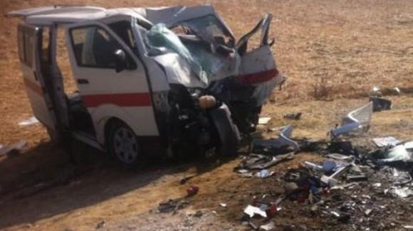 Janvier - Avril 2013 : Chiffres inquiétants d'accidents de la route