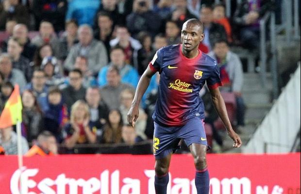 Abidal quitte FC Barcelone en juin 2013