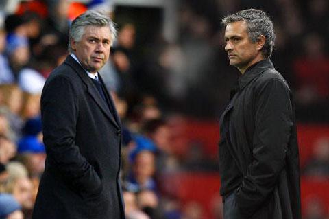 Mourinho quitte le Real Madrid, Ancelotti y entre !