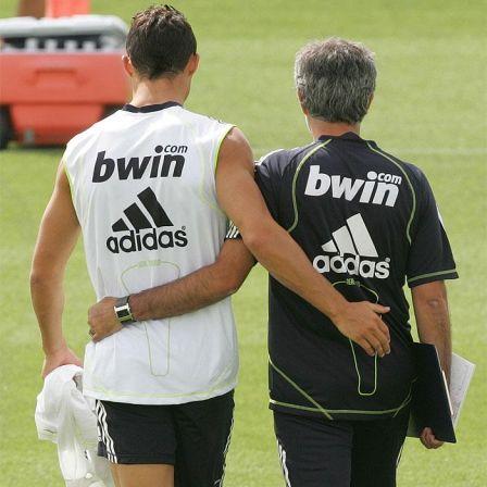 Cristiano Ronaldo - Mourinho