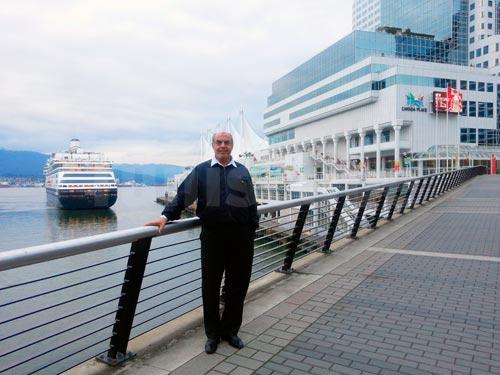 Hamadi Jebali effectue une visite de trois jours au Canada (en Colombie-Britannique)