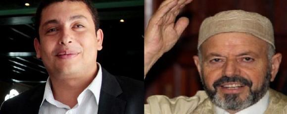 Iyed Dahmani et Habib Ellouz