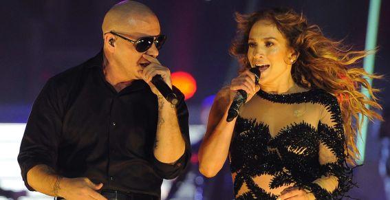 Jennifer Lopez - Pitbull