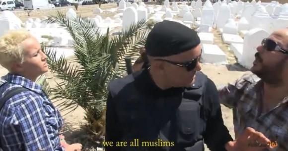 Déclarations inédites d'Amina de Femen