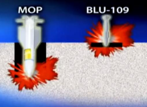 MOP and BLU-109