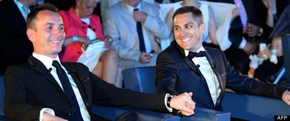 Vincent et Bruno : premier mariage gay célébré en France