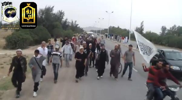 Menace salafiste en marche vers Kairouan