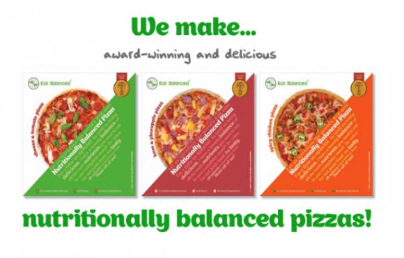 Pizza plus saine que la plupart des salades vendues dans les marchés