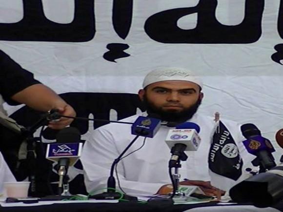 Arrestation de Seifeddine Erraies d'Ansar Al Charia, pour incitation au meurtre