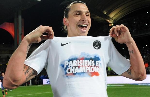 """Zlatan Ibrahimovic (PSG) """"Le futur nous appartient"""""""