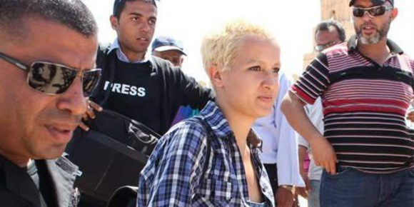 Prononciation de verdict concernant le Procès d'Amina Femen