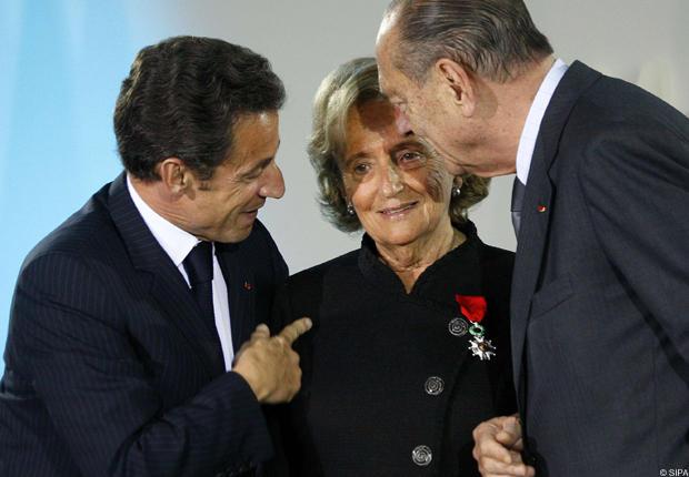 Bernadette Chirac a des envies de Sarkozy