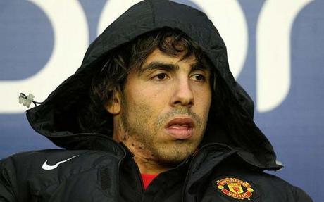 Carlos Tevez - bientôt avec un maillot blanc et rouge ?