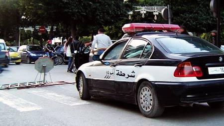Hommage à un policier de la circulation (en vidéo)