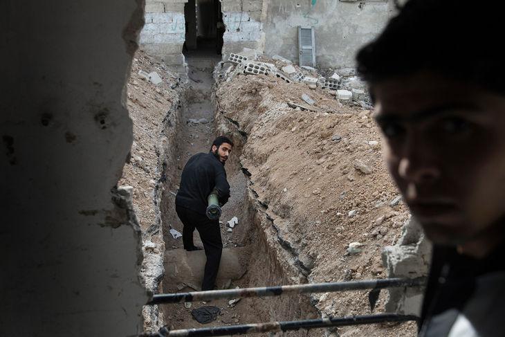Alerte : Utilisation d'armes chimiques en Syrie